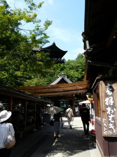 清水寺の風景 その2