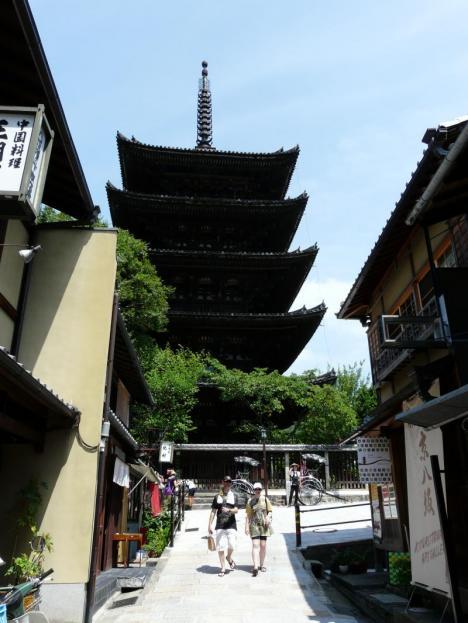 法観寺 八坂の塔 その2