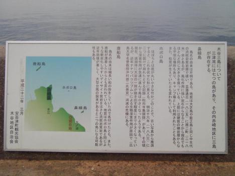 安芸津町 ホボロ島 その2