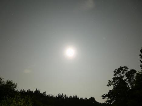 明るすぎるお月様 その1