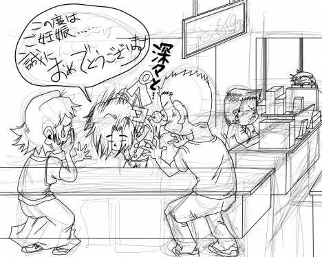 イラスト作成途中03