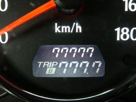 ベリーサ 77,777km達成 その2