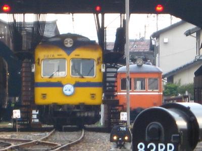 雲州平田駅にて3