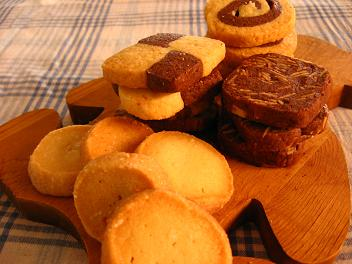 姫2作のクッキー