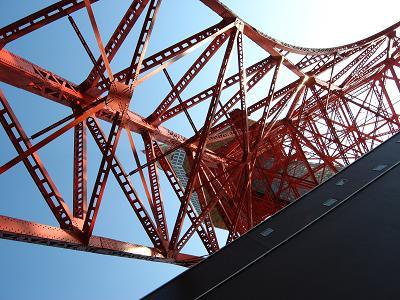東京タワーにて 3