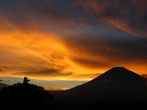梅雨明けの富士山 3