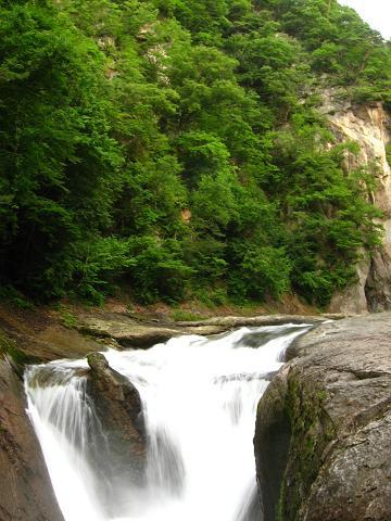 吹割の滝 4