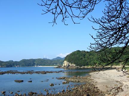タライ岬遊歩道にて 4