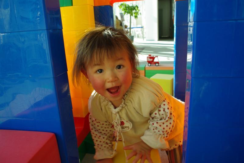 子供広場がイチバン!