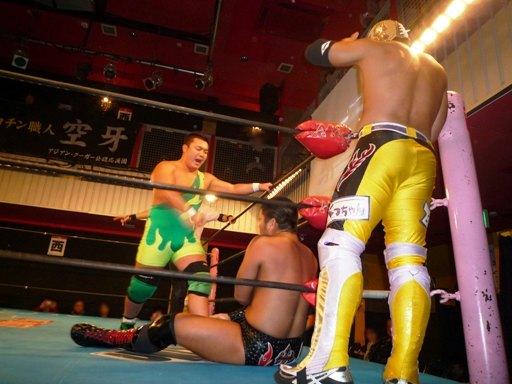 ジャパンオープンベンチ大会大阪10・2・27~3・1 (5)