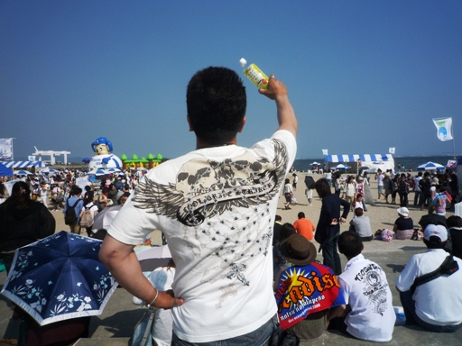 TUBE LIVE AROUND 2010 SEASIDE VIBRATION ラグーナ蒲郡 (11)