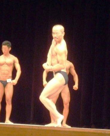 2010年度 静岡県ボディビル選手権大会?