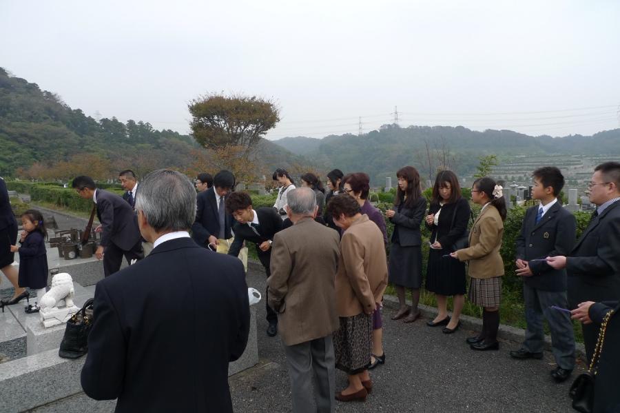 鎌倉霊園1