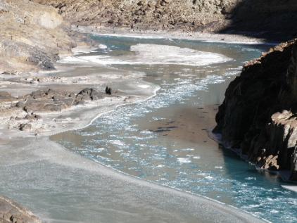ザンスカール川1