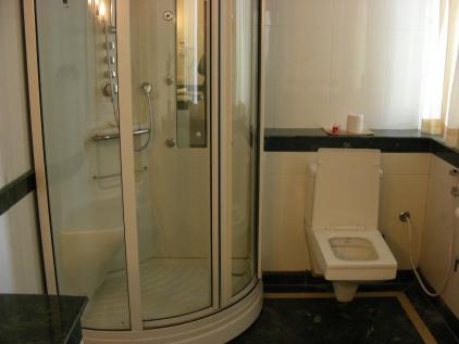 グランドドラゴン客室 シャワー