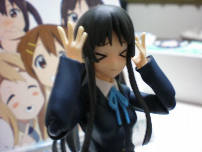 「けいおん! 秋山澪 制服ver」