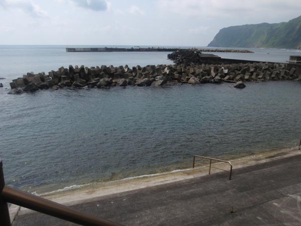 洞輪沢港1