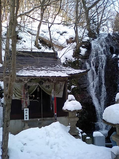 白糸神社15;不動尊のお堂