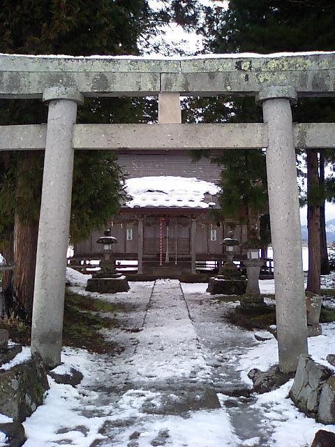 永井野 熊野神社