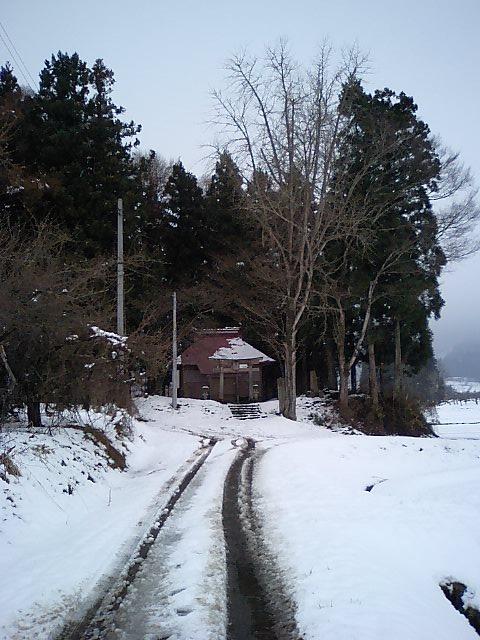 上戸原 小社熊野神社