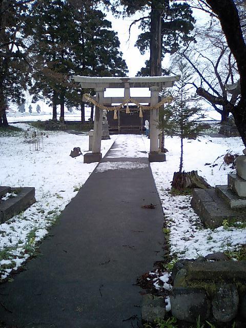安田 熊野神社