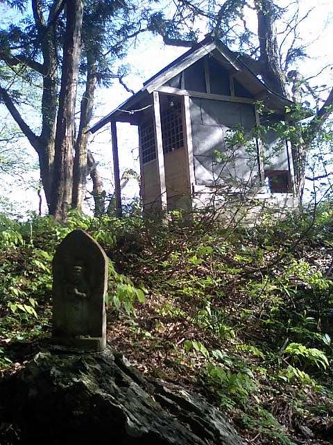 東山;羽黒山湯上神社16