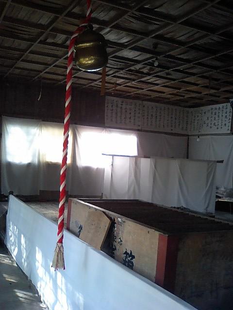 東山;羽黒山湯上神社20