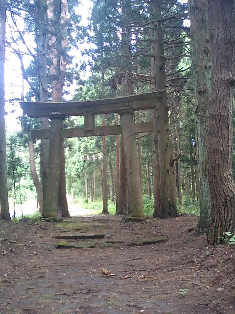 隠津島神社1