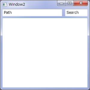 半透明のフレーム拡張例