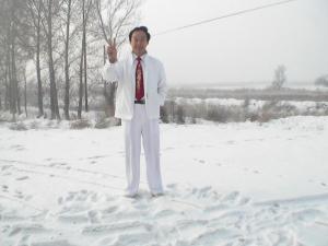 白衣人先生の素顔3