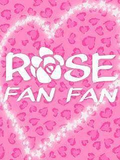 ROSE FAN FAN002