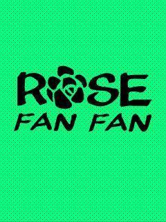 ROSE FAN FAN008