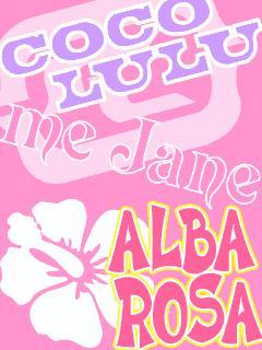 ALBA ROSA012