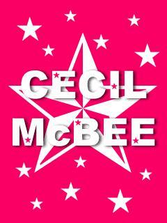 CECIL McBEE019