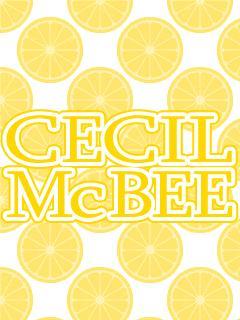 CECIL McBEE023