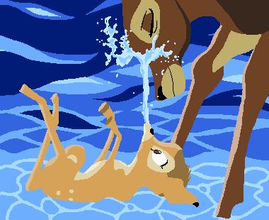 映画「バンビ2/森のプリンス」観た