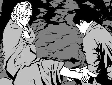 映画「帰らざる河」観ました
