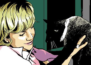 映画「シャム猫FBI/ニャンタッチャブル」観た