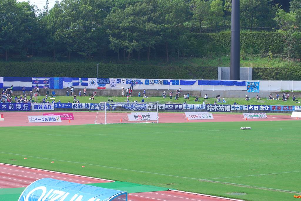 Enjoy Football JFL後期第5節 町田ゼルビア-ガイナーレ鳥取