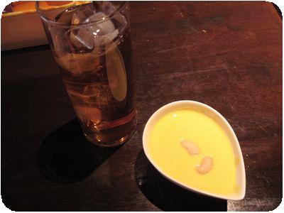 デザート・ウーロン茶