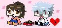箱ドット 銀妙 (坂田銀時×志村妙 お花見と可哀想な卵焼き) 黒豆