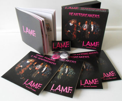 L.A.M.F. definitive edition / Heartbreakers