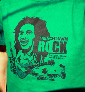 EverydayRock T Shirt Caricature