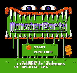 Monster Party (U) [!] 201009132005359