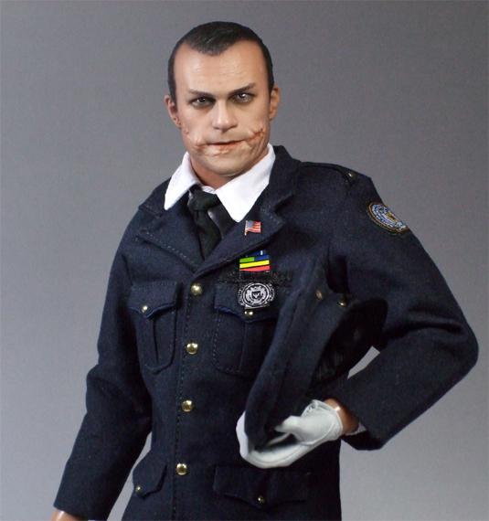 警官ジョーカー帽子1