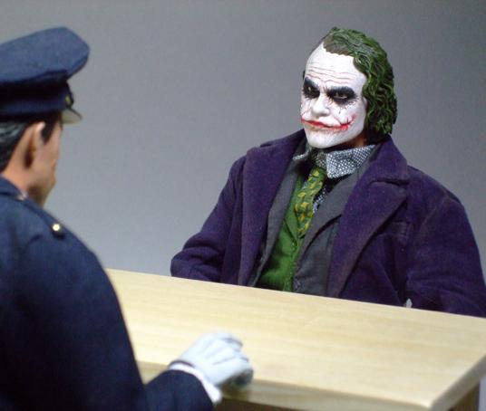 ジョーカー同士で尋問2