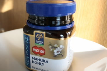 Flora, Manuka Honey, MGO 550+, 8.75 oz (250 g)