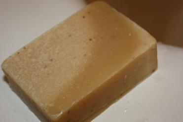 Tierra Mia Organics, Raw Goat Milk Skin Therapy, Face & Body Soap Bar