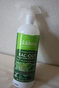 Bio Kleen, Bac Out, Stain & Odor Eliminator, Foaming Action, 32 fl oz (946 ml) 1