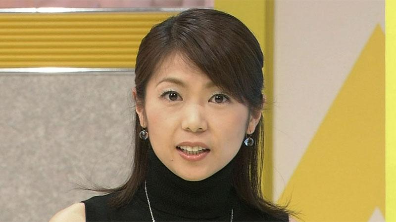 藤井 彩子 アナ
